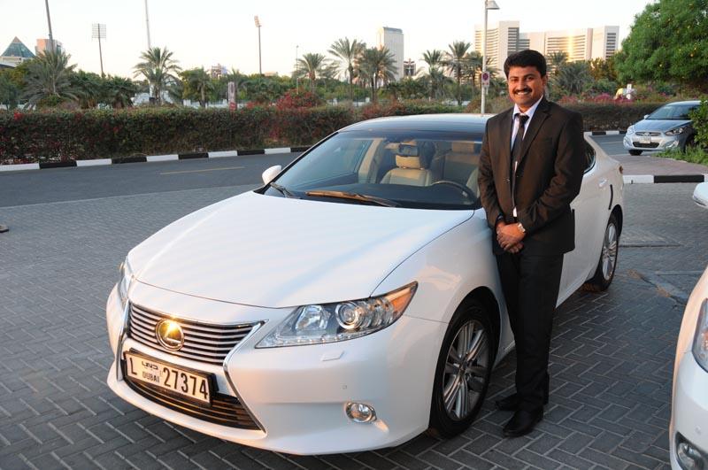 Limousine Car Hire In Dubai